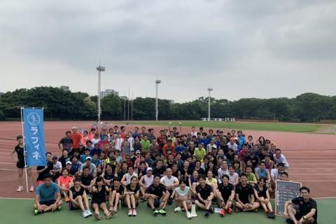 ラフィネ 森田 光希&PACER TRACK CLUB 織田フィールド 800m&400m