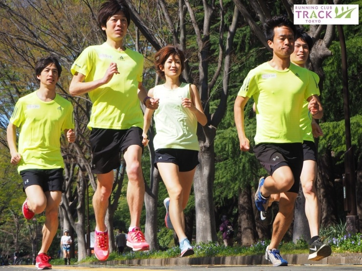 1DAY合宿~サブ3.75を目指す練習会~@駒沢公園