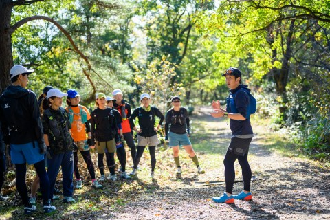 SALLYS トレイルランニングセミナー(ステップアップ編)