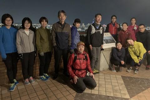 【水曜Night Run】みんな大好き坂道 ナイトラン(6km)【STRIDE LAB 福岡】