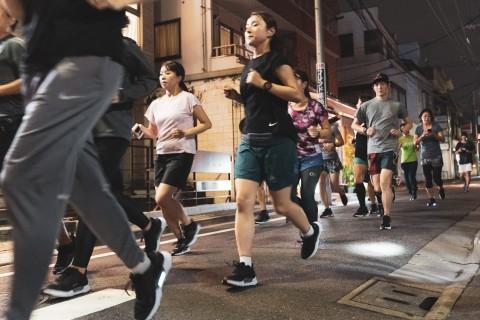 [女性向け]美脚を作る走り方、手に入れませんか?話題のスマートシューズでフォーム改善!