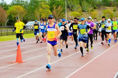 第12回三木防災スプリングマラソン大会