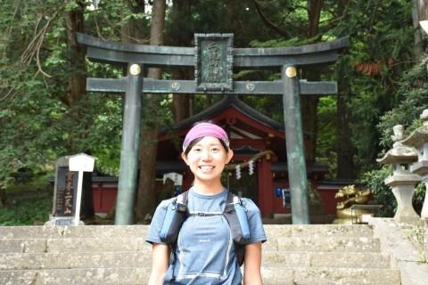 トレイルツーリング&トークイベント ゲスト:星野由香理