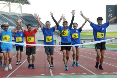 第14回三木総合防災公園24時間リレーマラソン大会