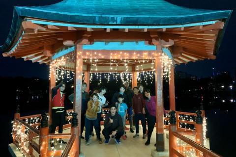 【水曜Night Run】ゆった〜り ナイトラン(6- 7km)【STRIDE LAB 福岡】