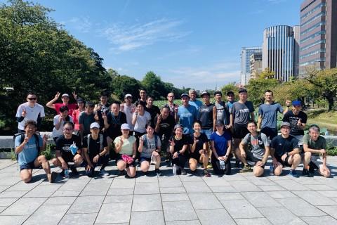 サタデーLSDラン10km【STRIDE LAB福岡】
