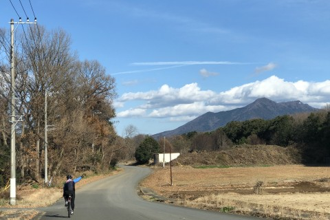 <待機者限定>第1回 古の浪漫を巡る 筑波山麓ご朱印ライド 平沢官衙遺跡発着75km