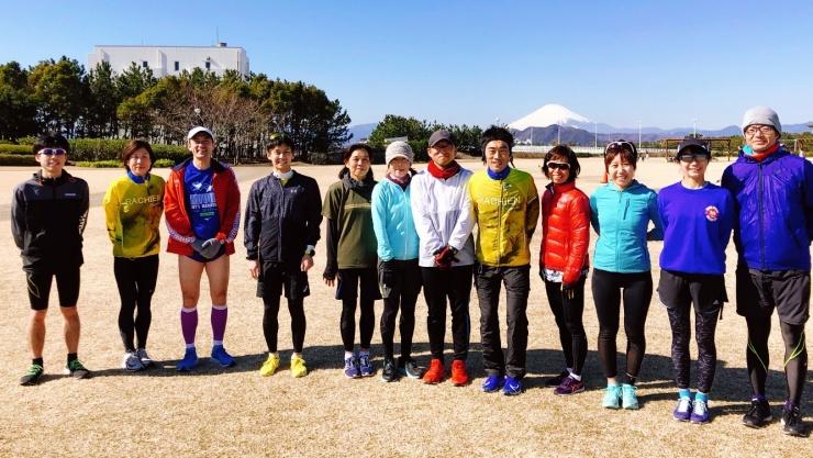 【3月定例】ラチエンAC 練習会 クロカンペース走(60分)  祝日開催