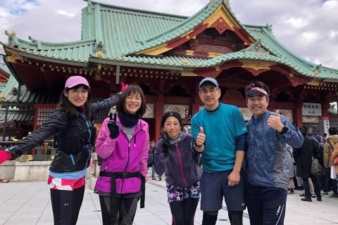 ランステ公認練習会:松本コーチの「ファンランナー向けステップアップ塾」8月(2)
