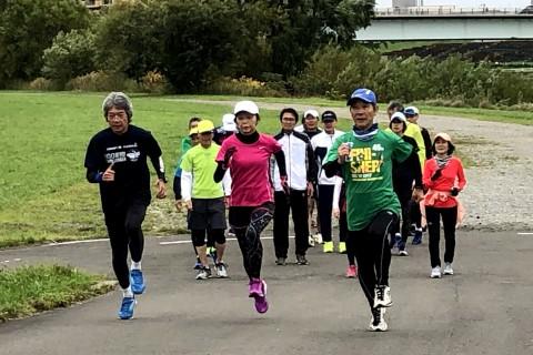 2020北海道マラソン教室後期