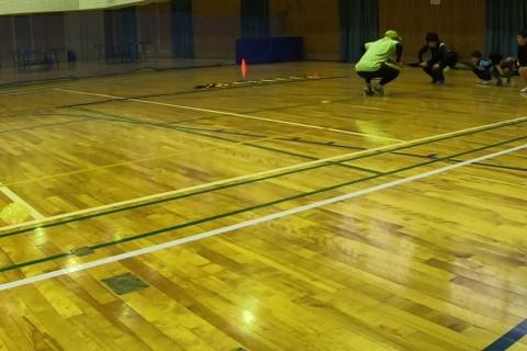 【明石:8/23(日)】明石福祉会館キッズ走り方教室 主催:サムズアップランニングクラブ