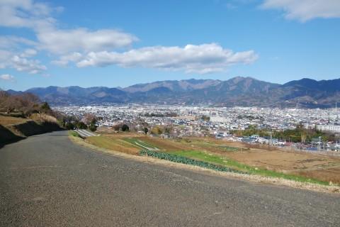 Sunday Morning Run (渋沢丘陵クロカン)