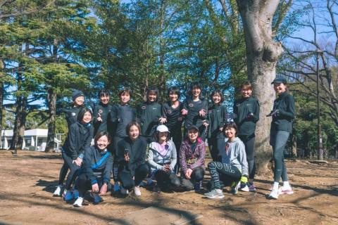 【女性限定】初心者向け 3/14(土)EASY RUN 代々木公園【無料】