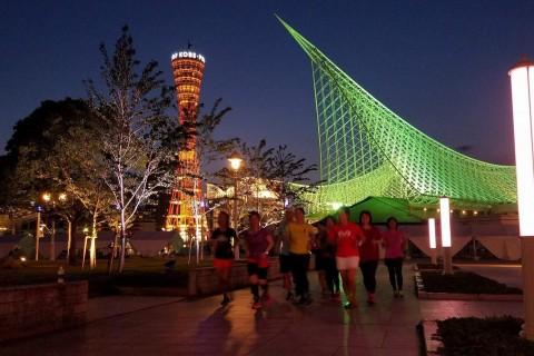 3月開催分 神戸メリケン「走力アップナイトラン練習会」