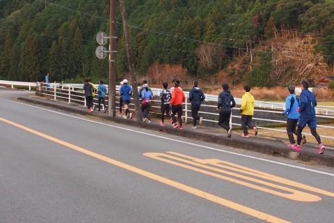 第5回岡部縦断マラソン