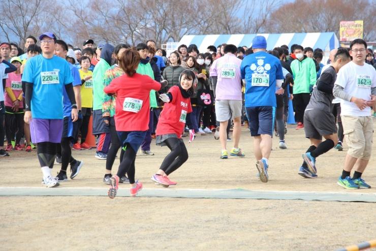 大井川マラソンコース リバティ