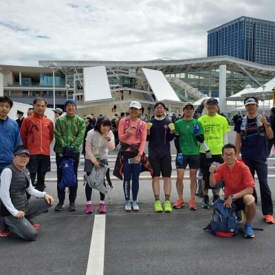 開催します 少人数開催 祝高輪ゲートウェイ駅開通 山手線1周ラン 約42キロ キロ約7分 3200円