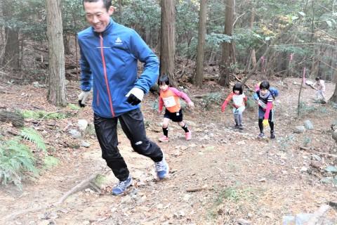 牛松山バーティカルレース(近畿選手権)
