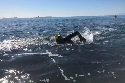 オーシャンスイム&ビーチラン クロストレーニング