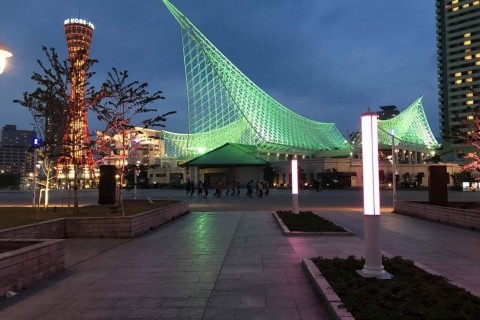 1月開催分 神戸メリケンパーク 走力アップナイトラン練習会