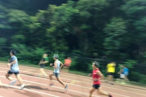 【毎週水曜日開催】RunField:平日夜代々木公園練習会(2020年12月開催分)