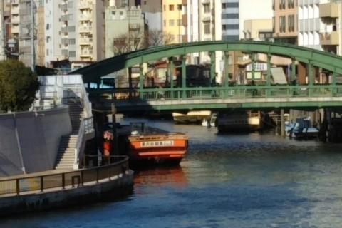 青春の神田川を歩く 6/12km 団体歩行 (中止になりました)