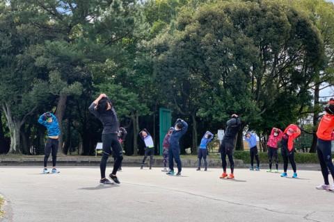 【5月】眠っている身体の細部に刺激を。『楽に速く走れる』ECOフォーム練習会 in東京