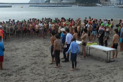 第26回熱海オープンウォータースイムジャパングランプリ