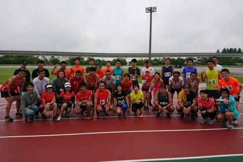 3/29(日)5000m/10000m記録会 舎人公園陸上競技場