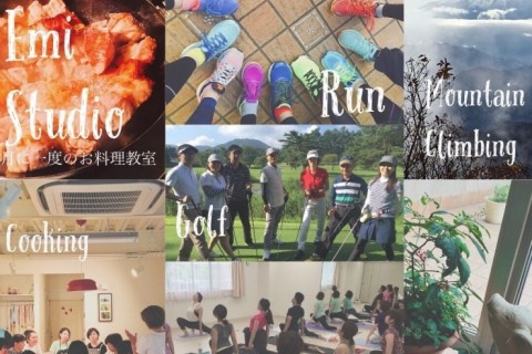 6/20(土) RUN & Cooking『EEJ』