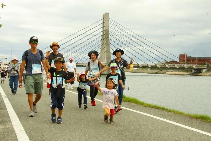 あわじ島ウォーク・洲本5kmコース