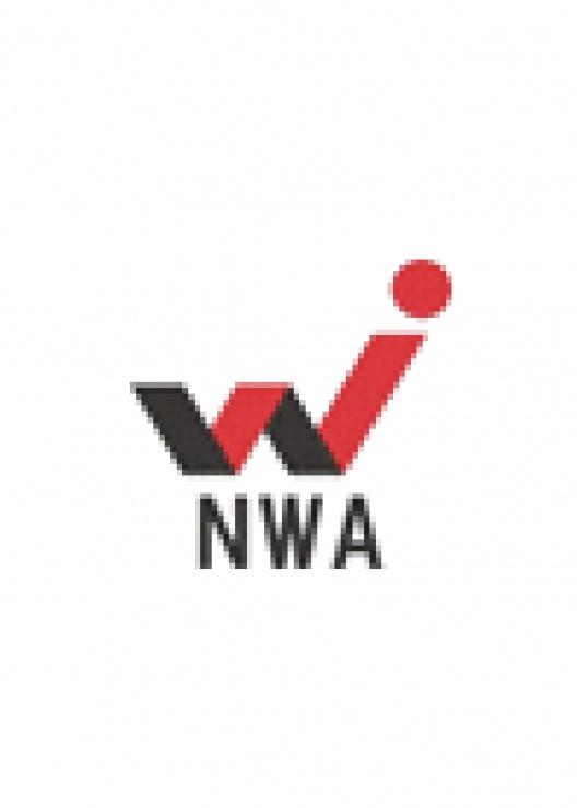 NPO法人 奈良県ウオーキング協会のロゴデータです。