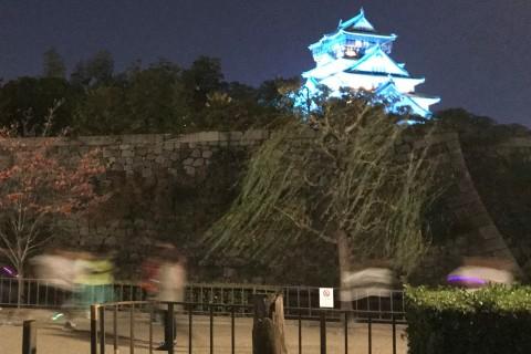 火曜開催 4-6月分 大阪城公園 走力アップナイトラン練習会