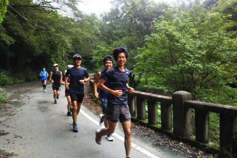 【毎週日曜の朝10時30分】sub4~3.75目標 大阪・神戸マラソンに向けて 夏の走り込み練習会