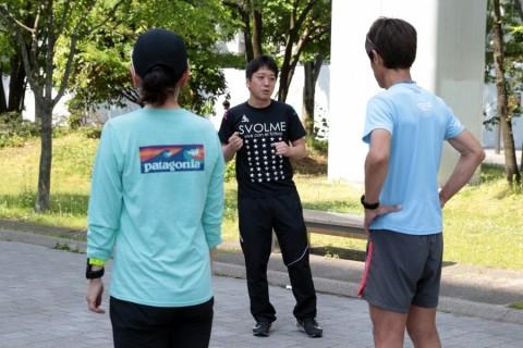【5月】情報に溺れている市民ランナーへ 〜ランニング講義&トレーニング〜