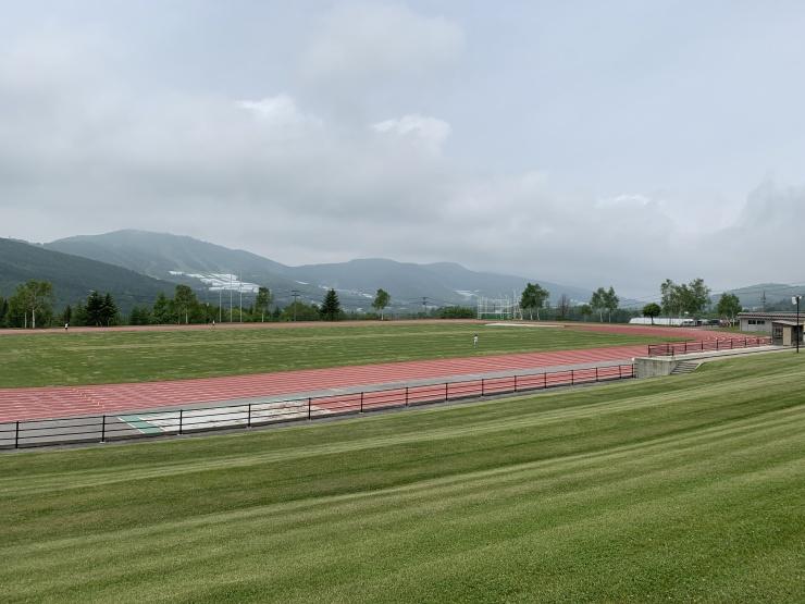 サニアパーク菅平陸上競技場