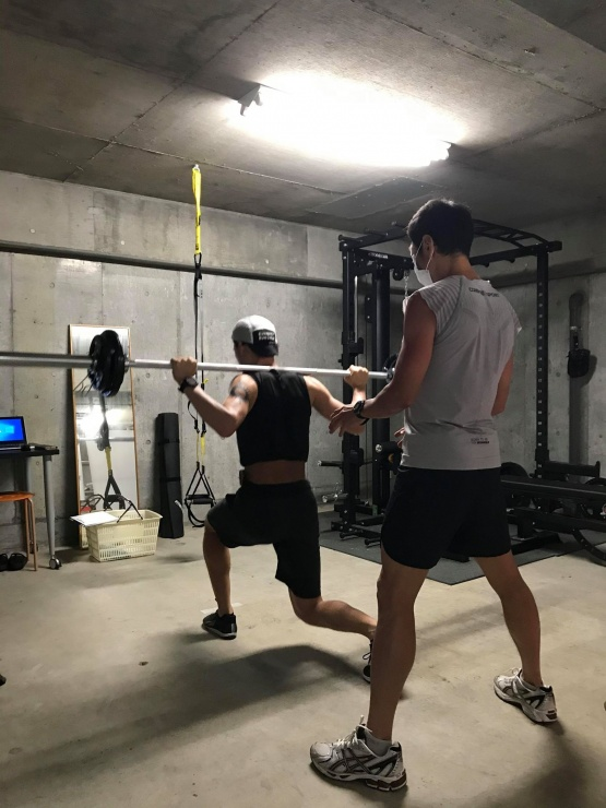 初めての筋力&コアトレーニング