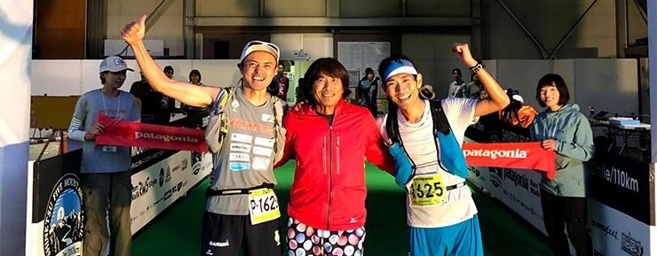 信越五岳110kmツアー in 3days