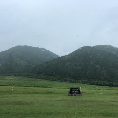 三瓶山【1次】ランニング合宿