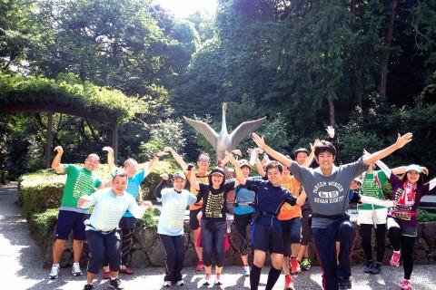 ジョイラン北陸 281th ランで旅する「金沢三神社巡りと街の色」