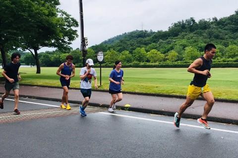 岐阜・沖コーチの頑張らずに速く走るランニングセミナー「5km・10kmのスピード強化基礎練」
