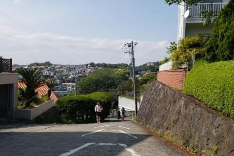 鎌倉ヒルトップインターバルトレーニング