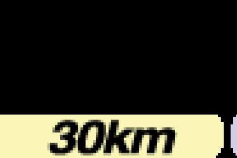 第91回チャレンジつるみ川20km・30km・40kmみちくさマラソン