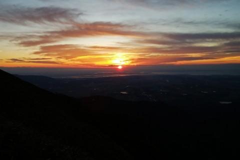 ≪ワンデルング≫[三重]夜景満喫!竜ヶ岳ナイト登山【中級】