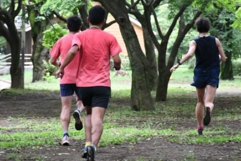 【7月1,15,29日(水)】木下裕美子の代々木公園クロカン部