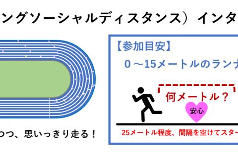マラソン完走クラブ 200M×最大12本(世田谷大蔵陸上競技場)