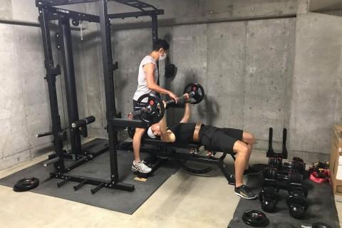 レベルアップを目指す筋力&コアトレーニング