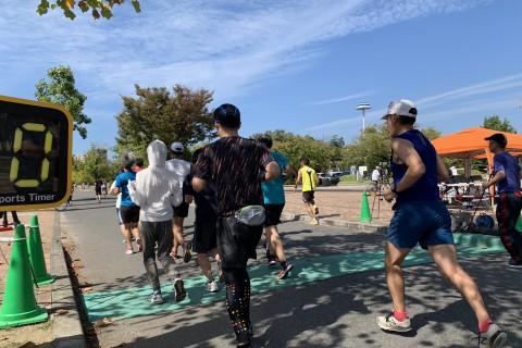 大阪府 第2回 ハーフマラソン&10km in 長居公園