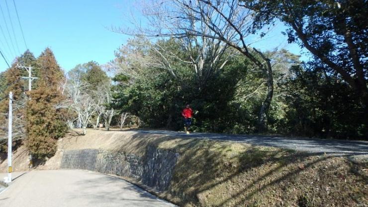 上野城を後にします!!