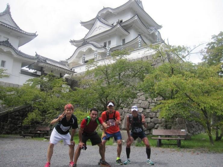 上野城!!